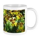 .yellow oncidium. Mug