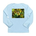 .yellow oncidium. Long Sleeve Infant T-Shirt