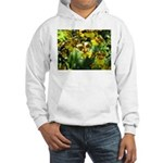 .yellow oncidium. Hooded Sweatshirt