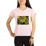 .yellow oncidium. Performance Dry T-Shirt