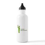 Zombie Neuroscientist Stainless Water Bottle 1.0L