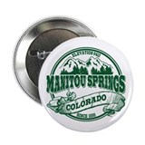"Manitou Springs Old Circle 2.25"" Button"