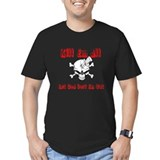 Kill Em All Let God Sort Em Out fitted T-Shirt