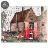 Belgian Historic House Puzzle