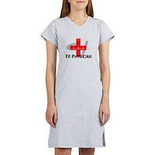 Emergency Room Women's Nightshirt