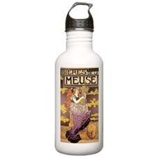 Meuse Art Nouveau Water Bottle