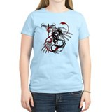 Skeleton Hands, Dragon Dagger T-Shirt
