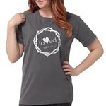 Chat Noir Fitted T-Shirt