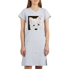 WEST HIGHLAND TERRIER Women's Nightshirt