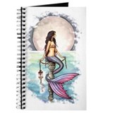 Watercolor Mermaid Journal