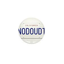 NODOUDT Mini Button (10 pack)