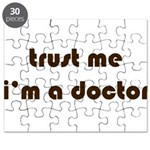 trust me, i'm a doctor Puzzle