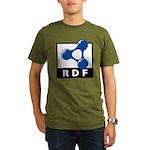 RDF Organic Men's T-Shirt (dark)