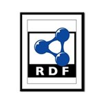 RDF Framed Panel Print