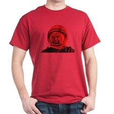 Yuri Gagarin First Human in Space T-Shirt