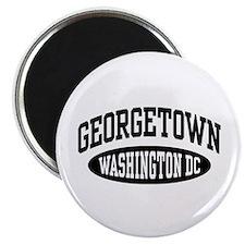 Georgetown Washington DC Magnet