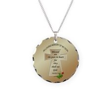 In Loving Memory of My Son Necklace