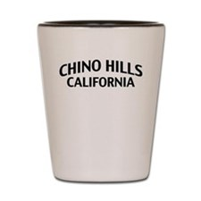 Chino Hills California Shot Glass