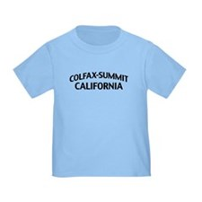 Colfax-Summit California T
