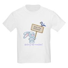 save the bunnies! T-Shirt