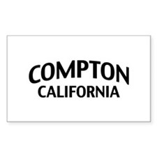 Compton California Decal