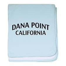 Dana Point California baby blanket