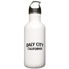 Daly City California Water Bottle