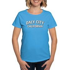 Daly City California Tee