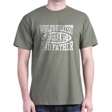 Greatest Husband And Father T-Shirt
