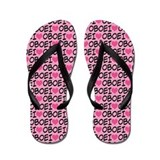 Oboe Music Flip Flops