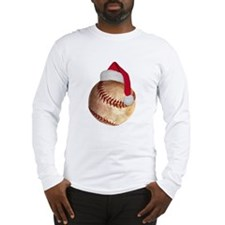Funny Baseball theme Long Sleeve T-Shirt