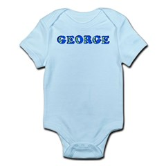George Infant Bodysuit