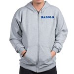Harold Zip Hoodie