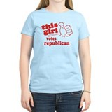 This Girl Republican T-Shirt