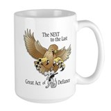 Next-to-the-Last Great Act of Defiance Ceramic Mugs