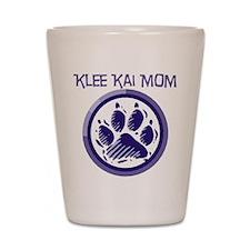 Klee Kai Mom Shot Glass