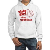 This Girl Republican Hoodie