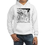 Archaeology On Mars Hooded Sweatshirt
