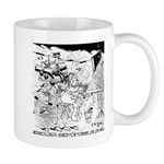 Archaeology On Mars Mug