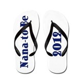 Nana-to-Be 2012 Flip Flops