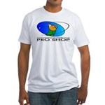 Kick Ass Dad Fitted T-Shirt