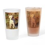 Labrador Retriever Collage Drinking Glass