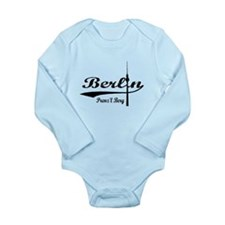 Berlin - Prenz'l Berg Long Sleeve Infant Bodysuit