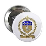 LEBEL Family Crest Button