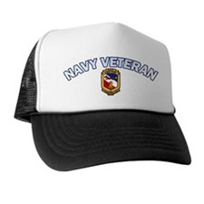 USS Fox Trucker Hat