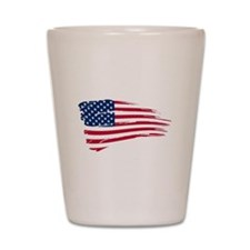 USA Pride Shot Glass