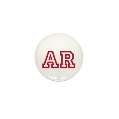 Cardinal AR Mini Button (100 pack)