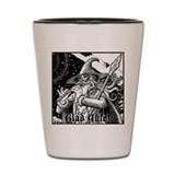 Glad Yule Shot Glass