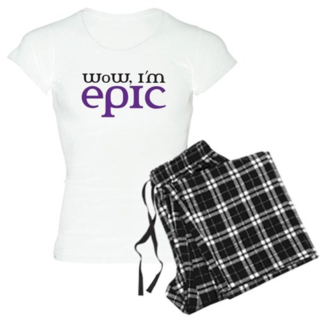 WoW i'm epic Women's Light Pajamas