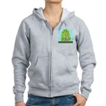 Evolution Women's Zip Hoodie